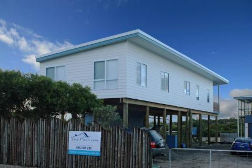 Blue Horizon Beach House