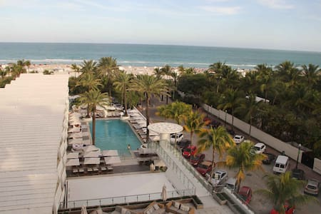 711 Shelborne Couples retreat  - Miami Beach - Apartment