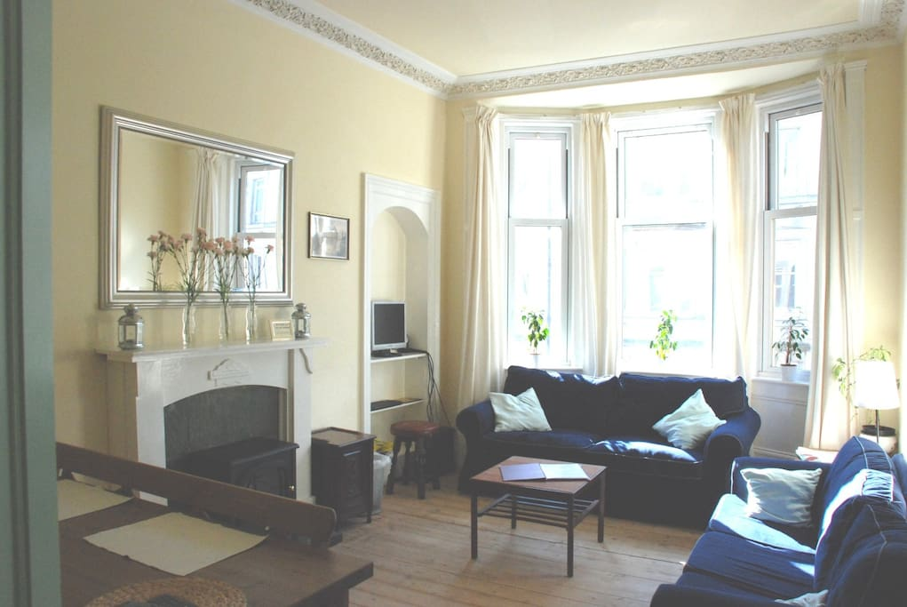 4 Poster Family Apt ˜� Petfriendly ˜� Free Parking Flats