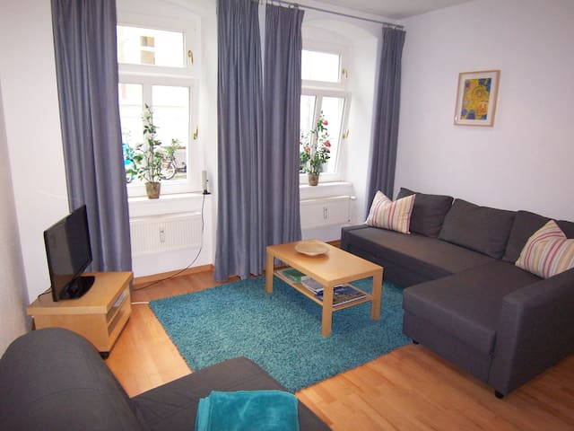 Nice and quiet apartment in Berlin-Mitte