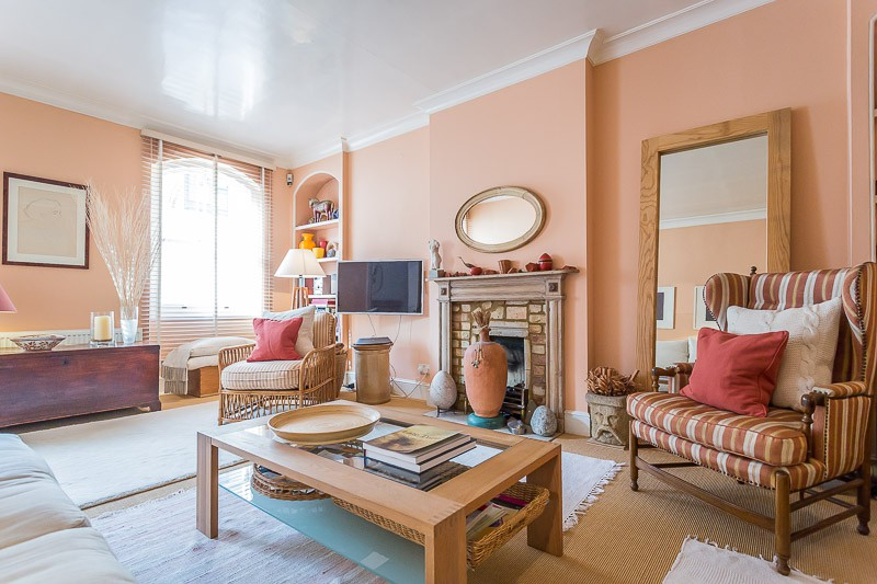 airbnb south kensington london