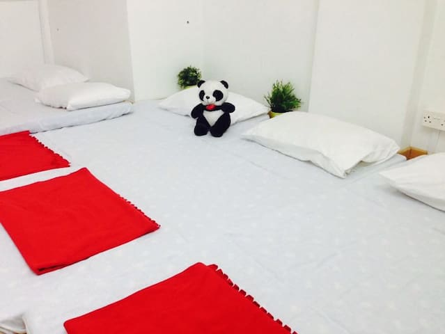 Tatami Room for 5pax - Singapour - Bed & Breakfast