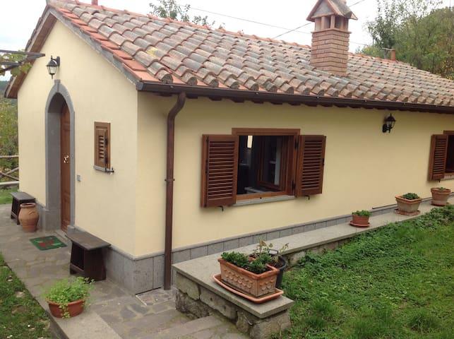 La Casa di Delia - Vivo D'orcia - Rumah