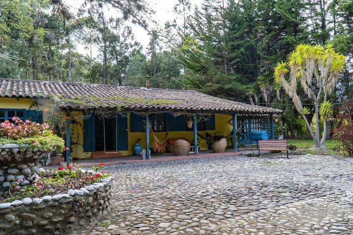 Pinandro. Un lugar lleno de energías y actividades