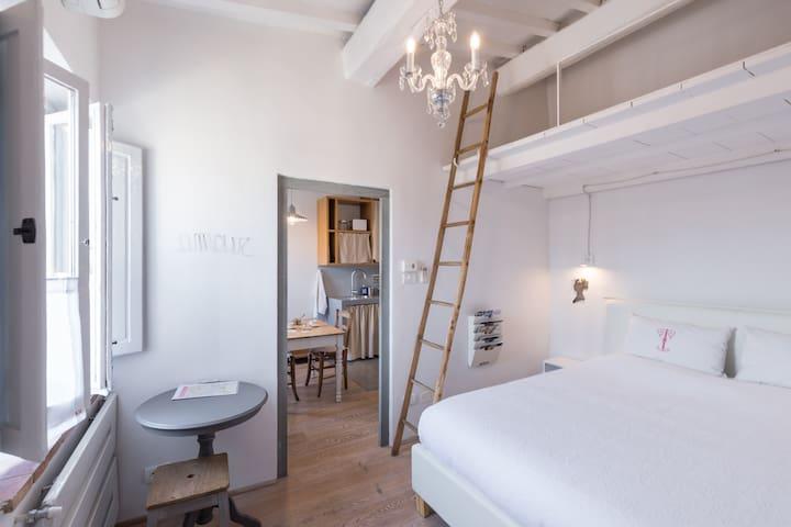 Kleine Haus -  Bilocale Santa Croce - Firenze - Huoneisto