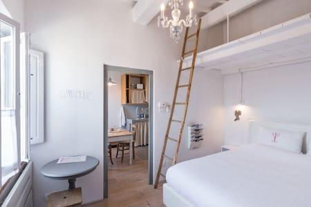 Kleine Haus -  Bilocale Santa Croce - Firenze - Lejlighed