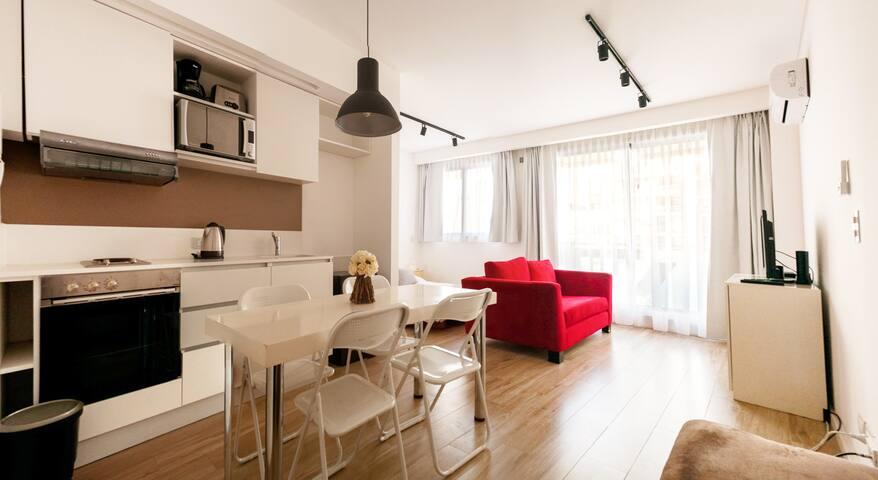 Nuevo estudio Juncal con amenities