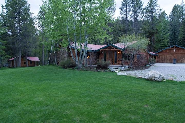 Jackson Hole Ranch Retreat