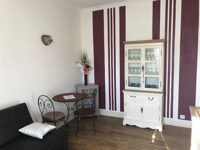 Joli appartement meublé