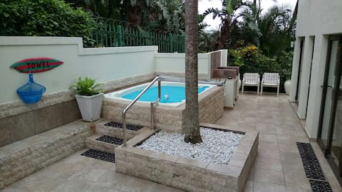 Beach Holiday Home, Southbroom, South Africa