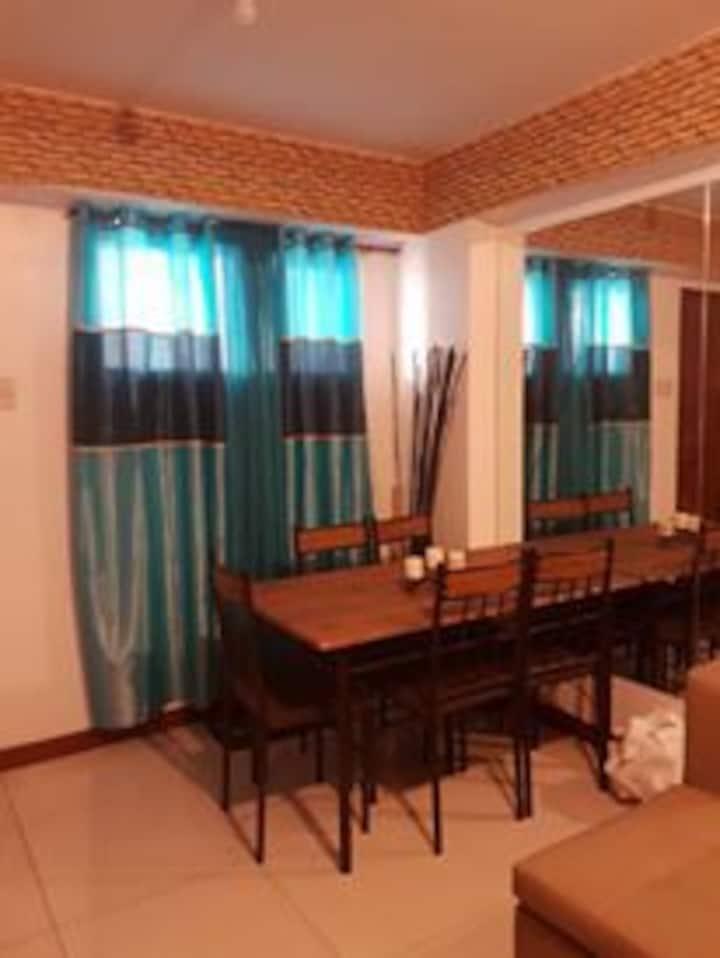 Cainta Condominium with free wifi