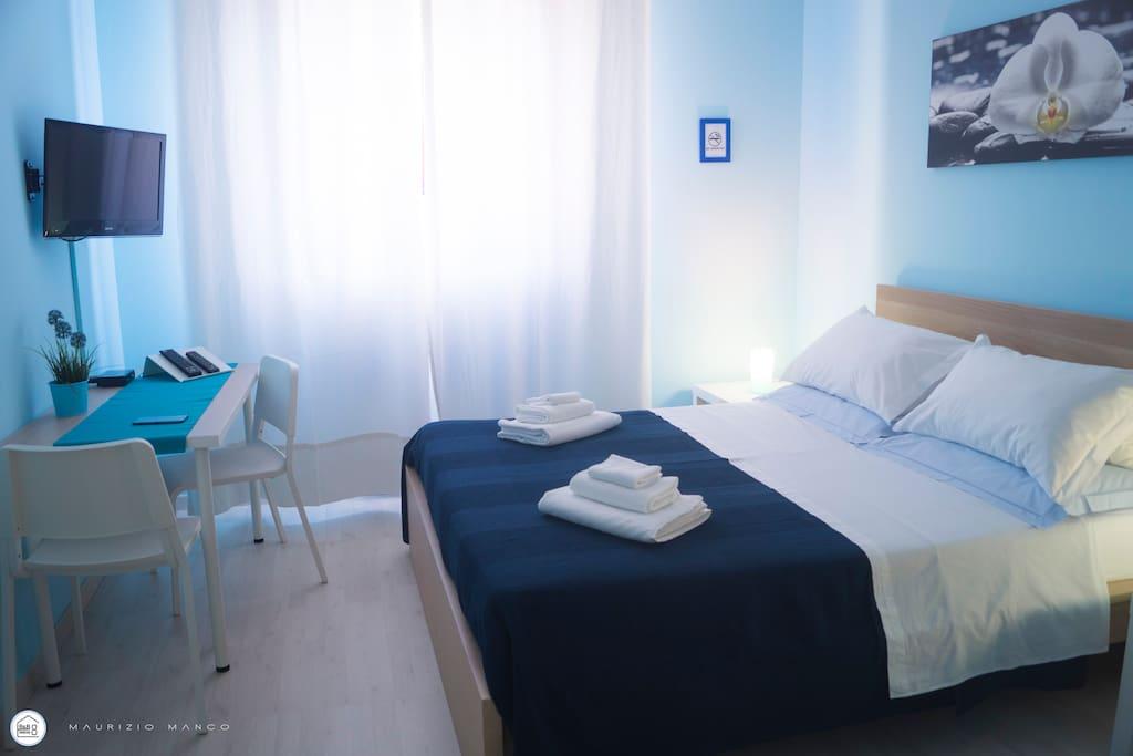 stanza azzurra b b interno 8 chambres d 39 h tes louerForB B Interno 8