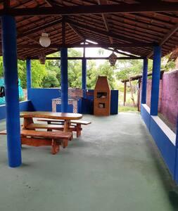 Baixio - BA-Casa de praia-3 suítes para 6 pessoas