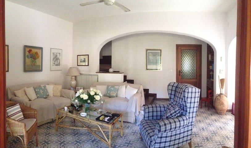 Versilia Villa sea and garden - Massa - Villa