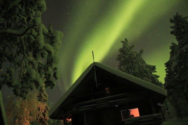 Wilderness cabin Kuxa Erämaamökki ja rantasauna