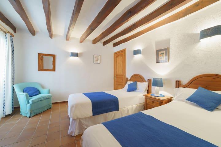 Doppel-Schlafzimmer