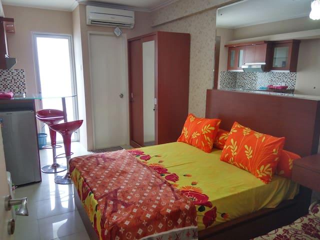 Kalibata city Apartemen by Mamamia, +6287878013857