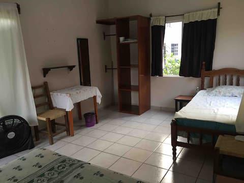 Habitacion sencilla para 2 personas