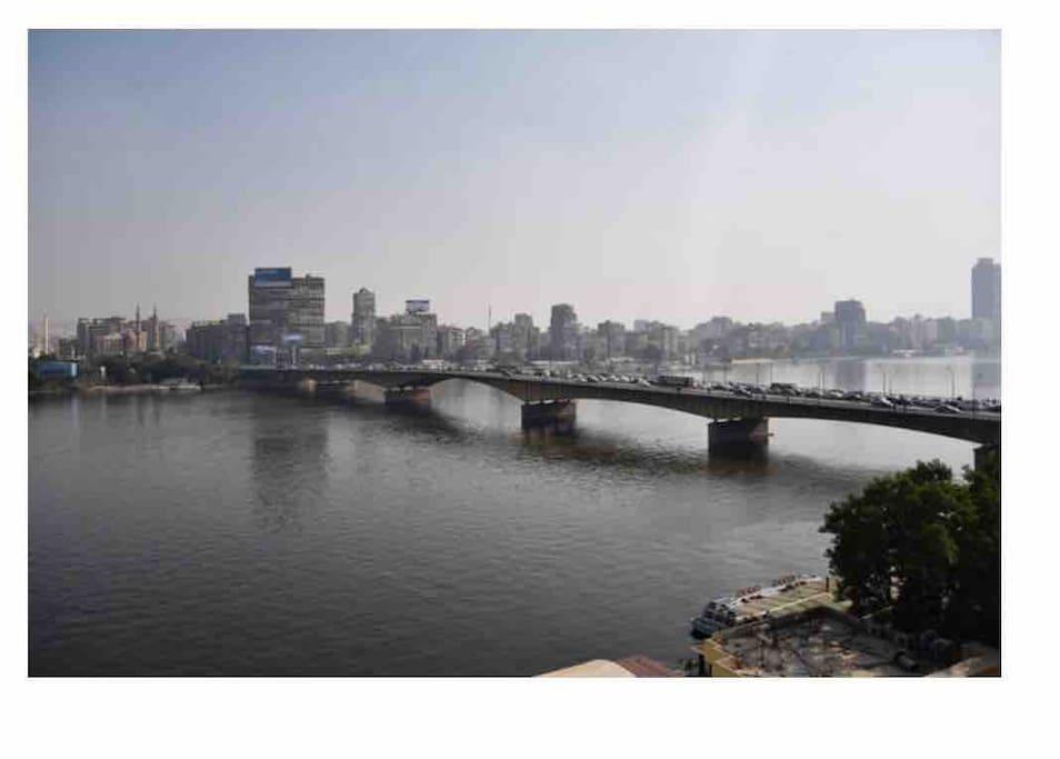 Amazing Nile viwe