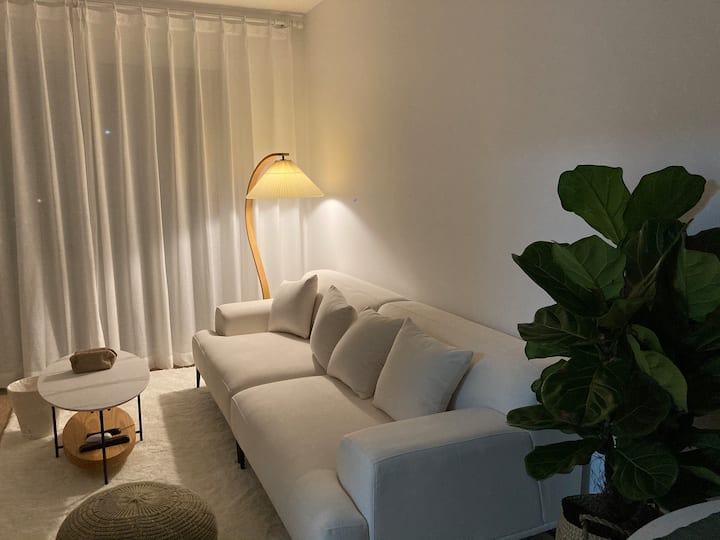 Japanese style Comfy set up private single room