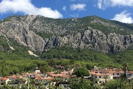 CHİLL HOUSE Lycia way - Antalya - Villa