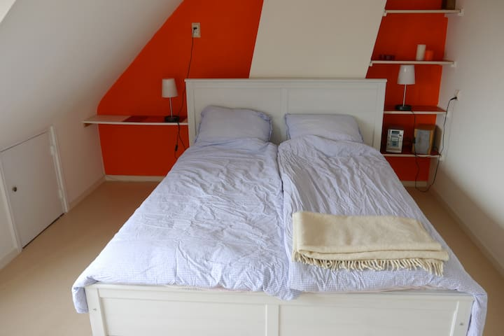Room&private shower, near station - Alphen aan den Rijn - Dom