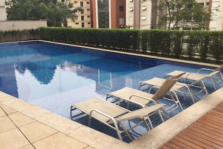 Cozy apartment close to Paulista Avenue - Apartment