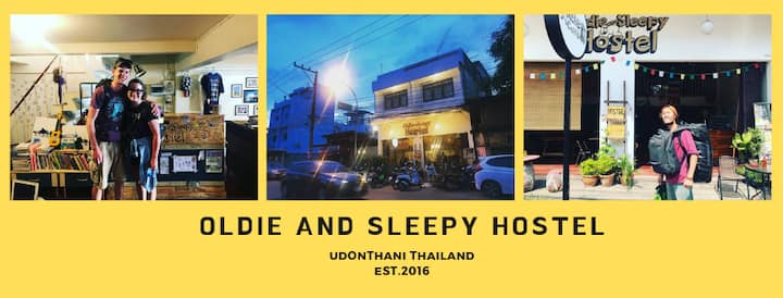 Oldie and Sleepy Hostel