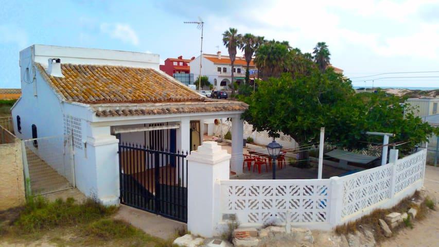 Casa rural en la playa - Playa del Rey - Villa