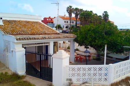 Casa rural en la playa - Playa del Rey - 別墅
