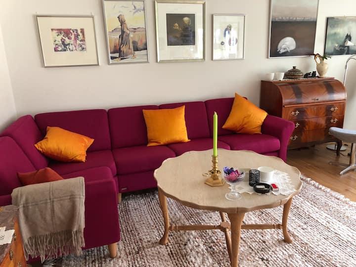 Catharinas Hage, Byåsen, moderne leilighet
