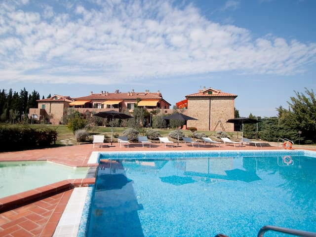 Holiday apartment Ortensia in Montaione