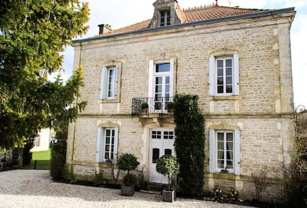 Luxury & Peace in Charente, Maison Maitre
