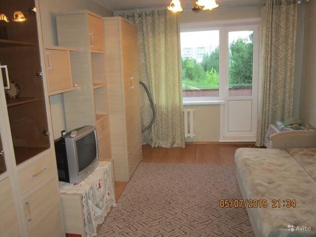 уютная 2 комнатная квартира в Кинешме для гостей