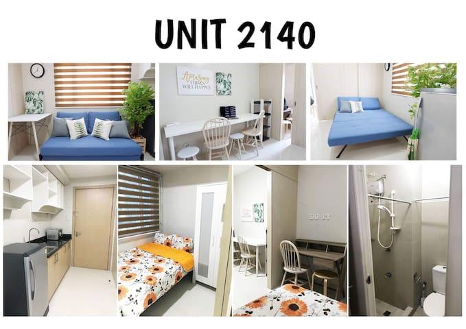 Sun Residences Condo Flat 2140