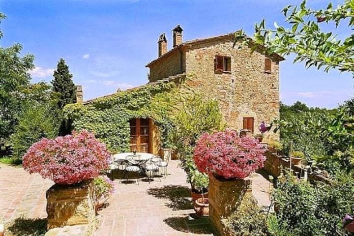 IL CONVENTINO,  Toscana, relax ed enogastronomia