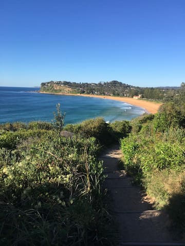 The Bilgola Mission. - Bilgola Beach
