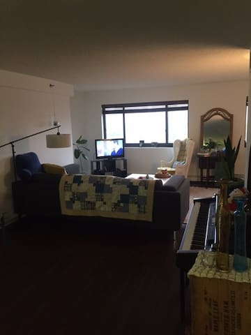 Great Apartment - Metro North to Grand Central - White Plains - Lejlighed