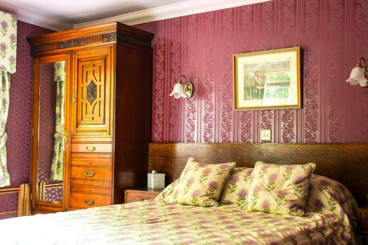 Rowan, Creagan House, Bed & Breakfast, Strathyre