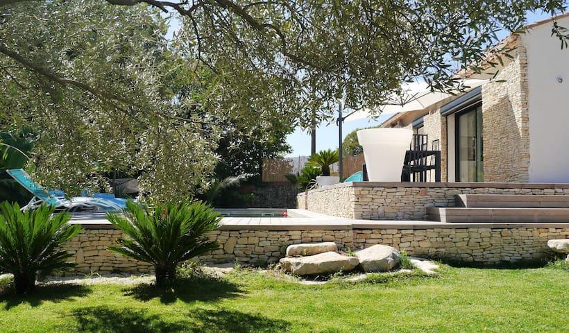 Magnifique maison du sud de la France
