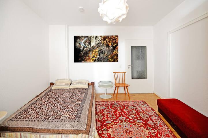 Gemütliches helles Privatzimmer im Trend Viertel