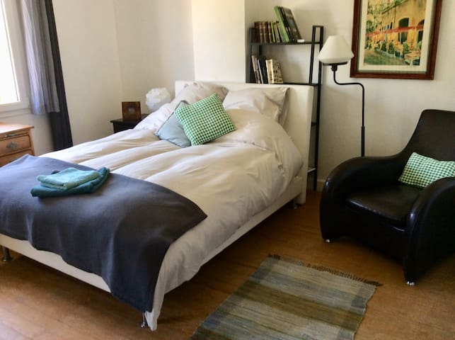 Dordogne River: Airy & Spacious Double Room