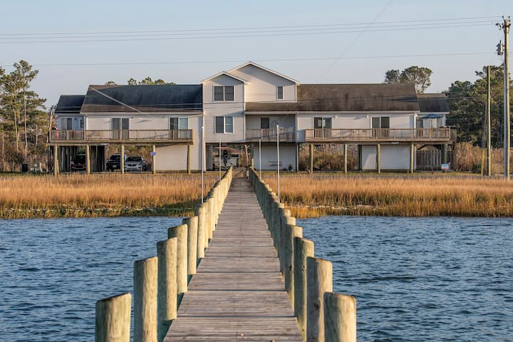 Sunny Shack - Your Dream Chincoteague Island Vacation awaits you!