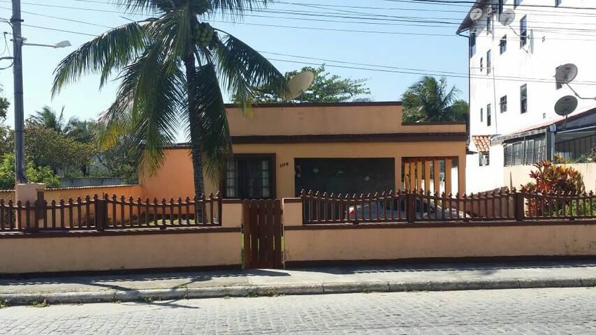 Casa de veraneio ideal para famílias.