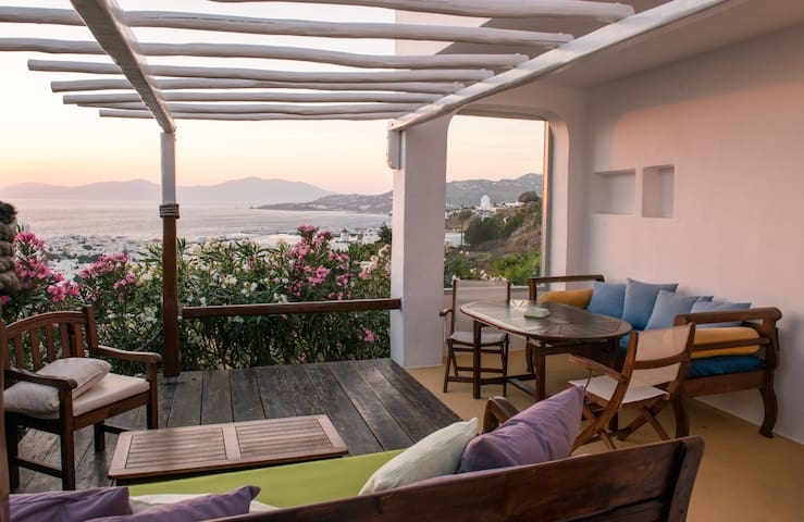 Superior Suite in Mykonos Town - Mikonos - House
