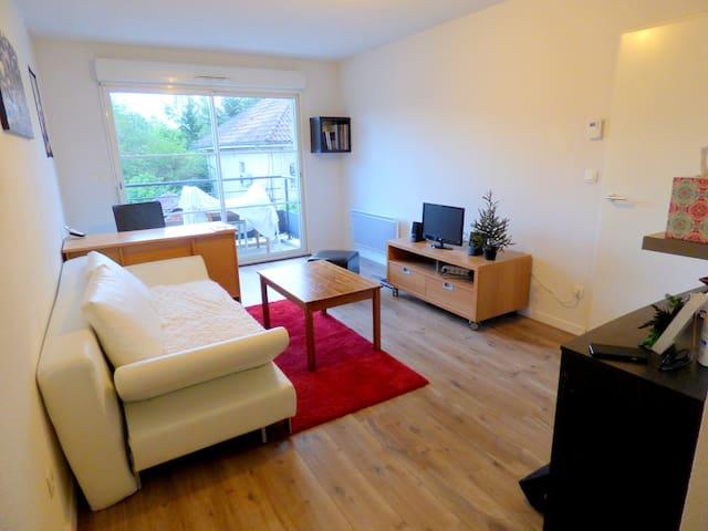 Appartement T2 quartier calme - Pessac - Apto. en complejo residencial