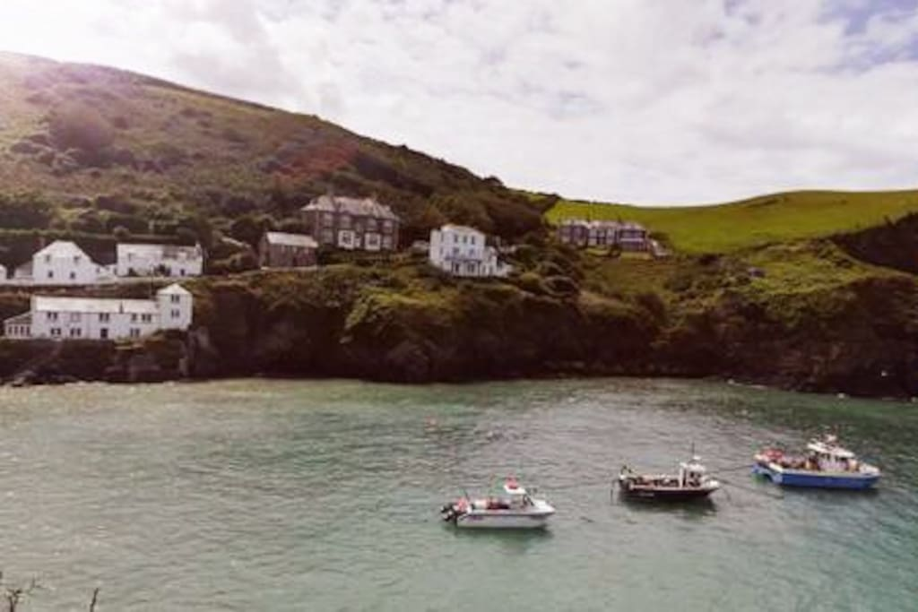 Famous Port Isaac