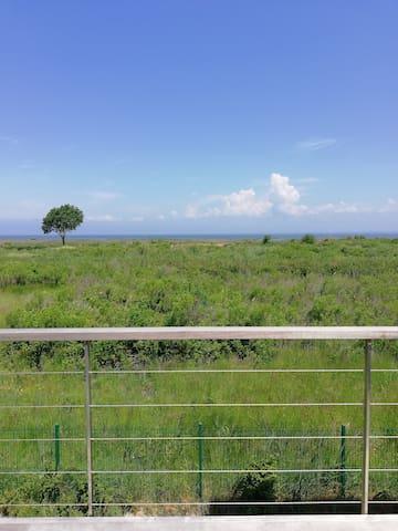 Chambre avec vue panoramique  Bassin d'Arcachon