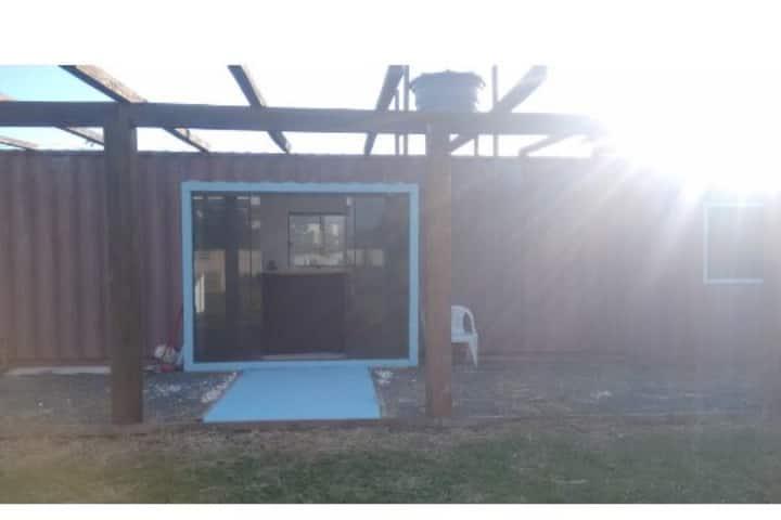 Casa 🏠 Container-house. Viva a experiência !