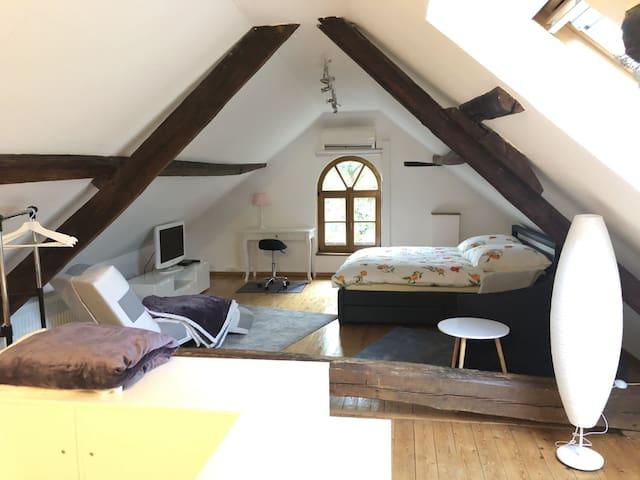 Gemütliche Ferienwohnung Sturmhof